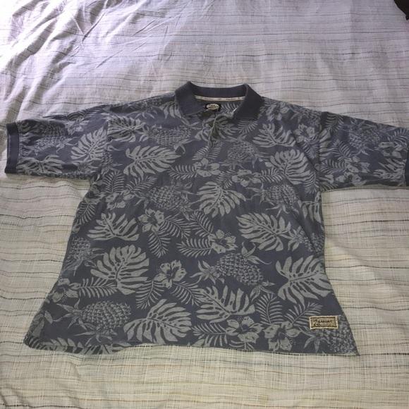 Tommy Bahama Other - Tommy Bahamas Hawaiian Polo Shirt